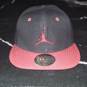 Black/Red (Limited Edition) Jordan Hat